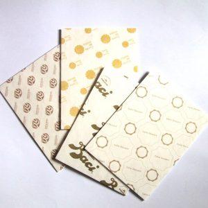 Print chocolate cushion pad